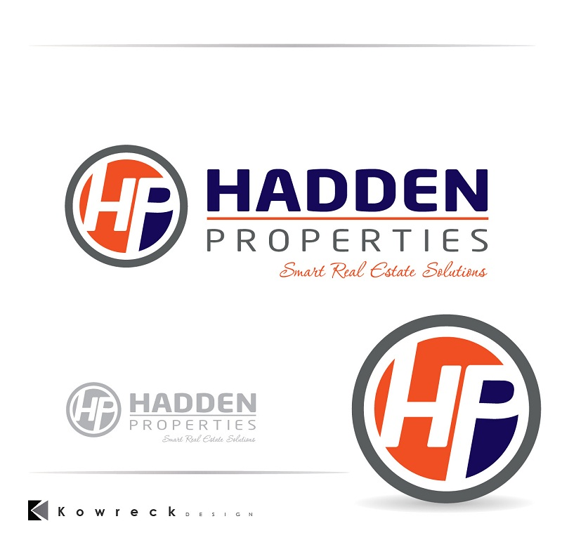 Logo Design by kowreck - Entry No. 132 in the Logo Design Contest Artistic Logo Design for Hadden Properties.