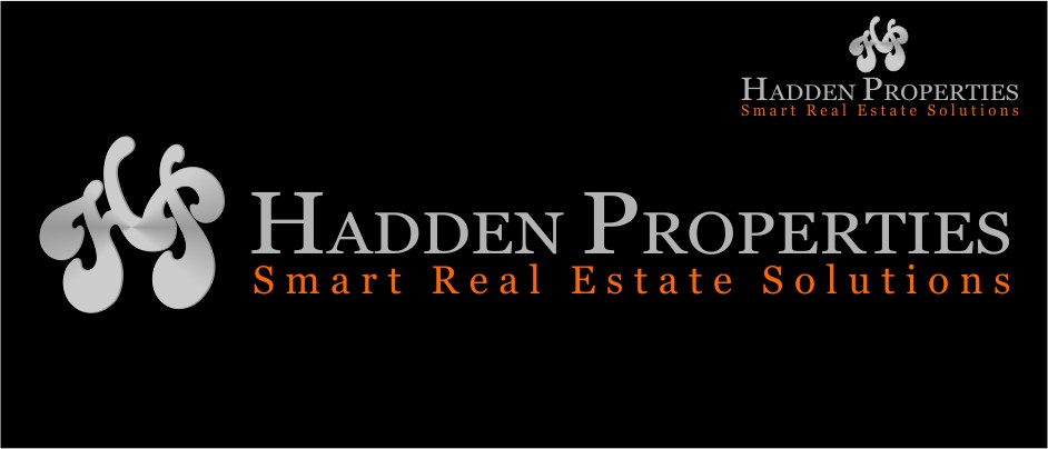 Logo Design by Crispin Jr Vasquez - Entry No. 134 in the Logo Design Contest Artistic Logo Design for Hadden Properties.
