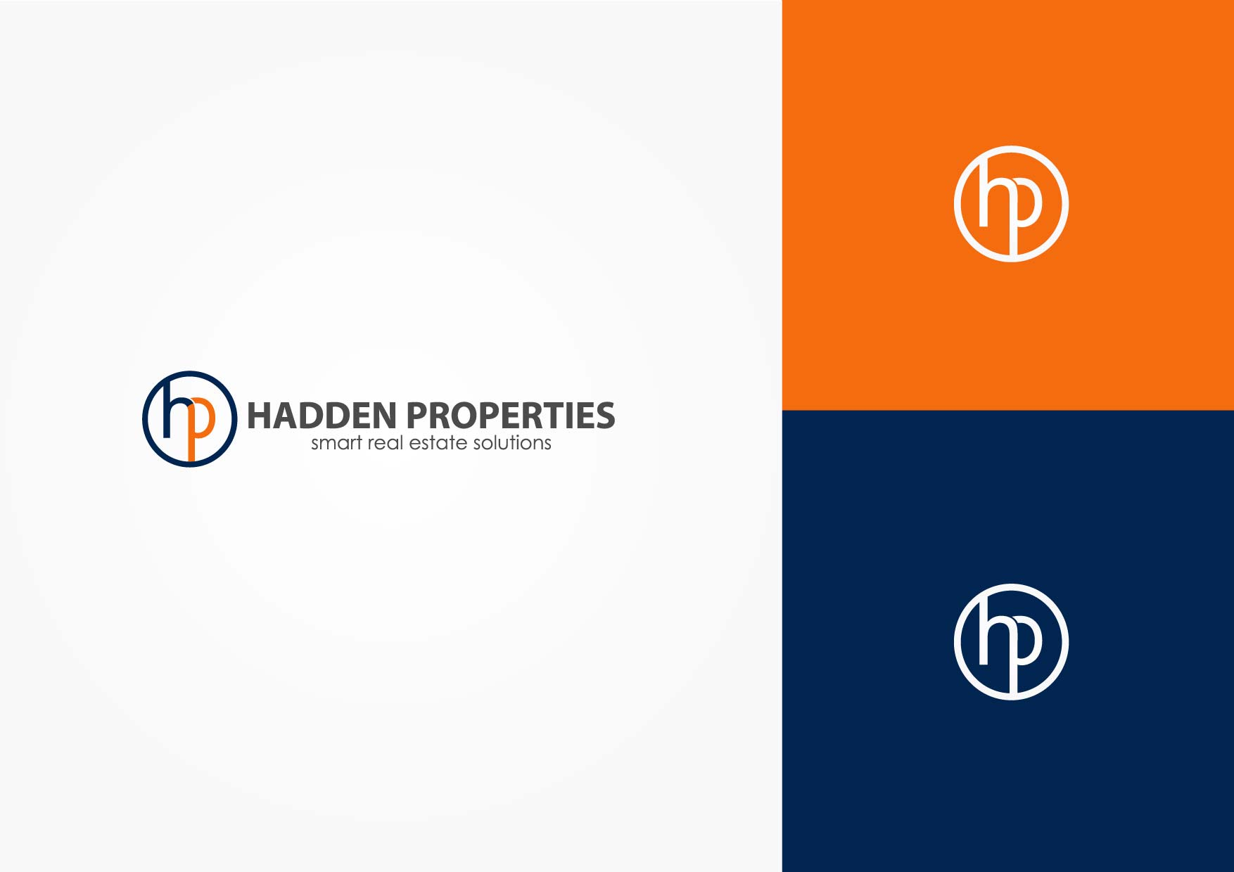 Logo Design by Osi Indra - Entry No. 135 in the Logo Design Contest Artistic Logo Design for Hadden Properties.