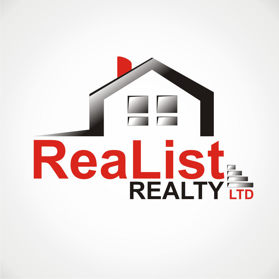 Logo Design by Chandan Chaurasia - Entry No. 66 in the Logo Design Contest ReaList Realty International Ltd..