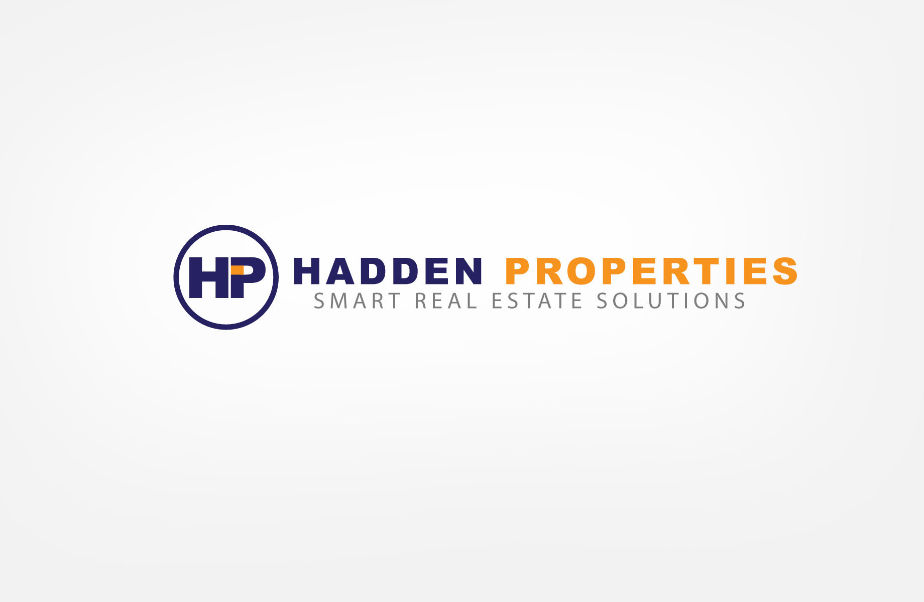 Logo Design by Jan Chua - Entry No. 136 in the Logo Design Contest Artistic Logo Design for Hadden Properties.