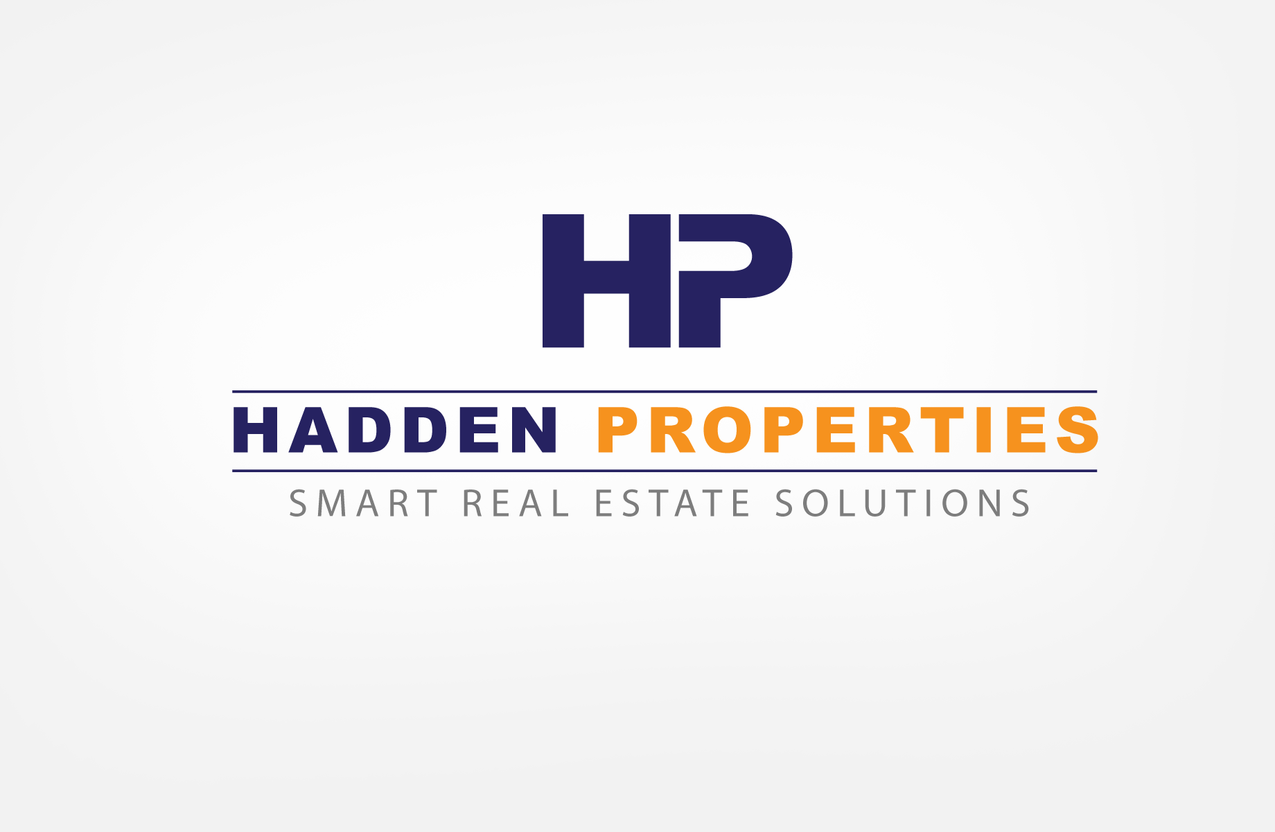 Logo Design by Jan Chua - Entry No. 138 in the Logo Design Contest Artistic Logo Design for Hadden Properties.