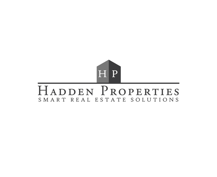 Logo Design by Juan_Kata - Entry No. 141 in the Logo Design Contest Artistic Logo Design for Hadden Properties.