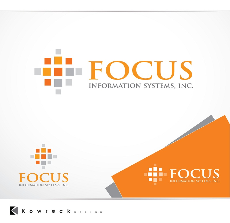Logo Design by kowreck - Entry No. 2 in the Logo Design Contest Artistic Logo Design for Focus Information Systems, Inc..
