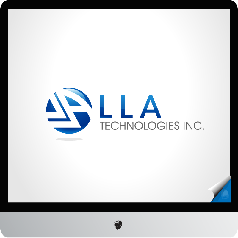 Logo Design by zesthar - Entry No. 128 in the Logo Design Contest Inspiring Logo Design for LLA Technologies Inc..
