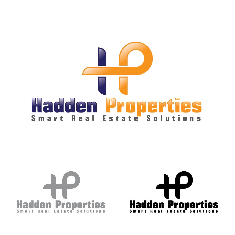 Logo Design by lagalag - Entry No. 143 in the Logo Design Contest Artistic Logo Design for Hadden Properties.