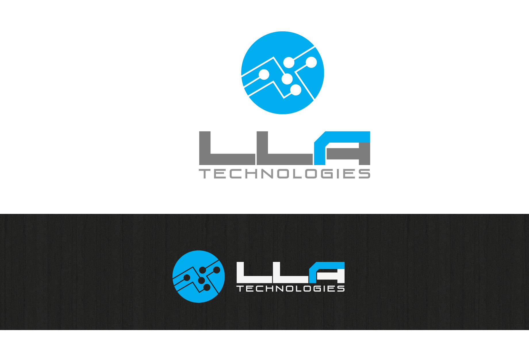 Logo Design by Jan Chua - Entry No. 130 in the Logo Design Contest Inspiring Logo Design for LLA Technologies Inc..