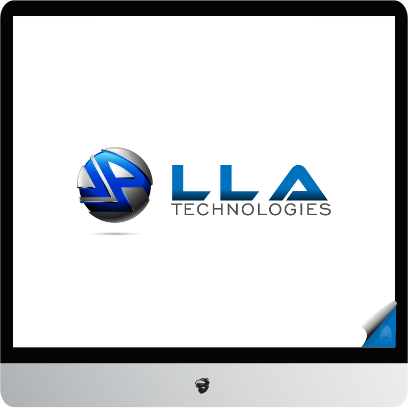 Logo Design by zesthar - Entry No. 131 in the Logo Design Contest Inspiring Logo Design for LLA Technologies Inc..