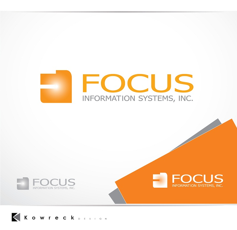 Logo Design by kowreck - Entry No. 6 in the Logo Design Contest Artistic Logo Design for Focus Information Systems, Inc..