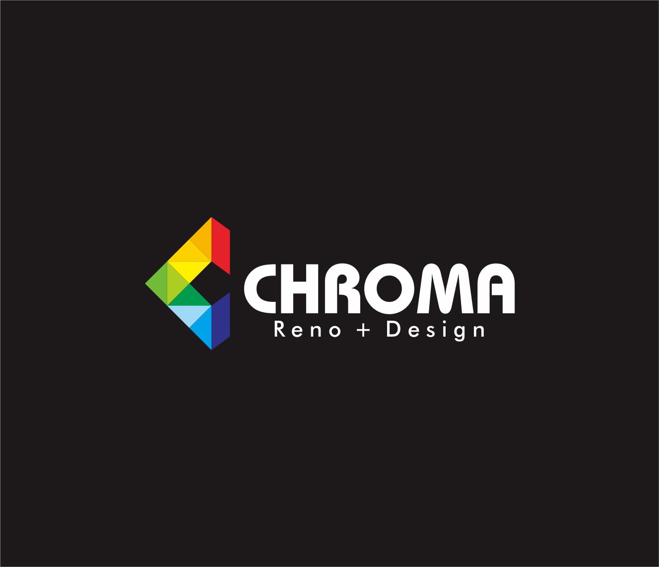 Logo Design by Armada Jamaluddin - Entry No. 202 in the Logo Design Contest Inspiring Logo Design for Chroma Reno+Design.