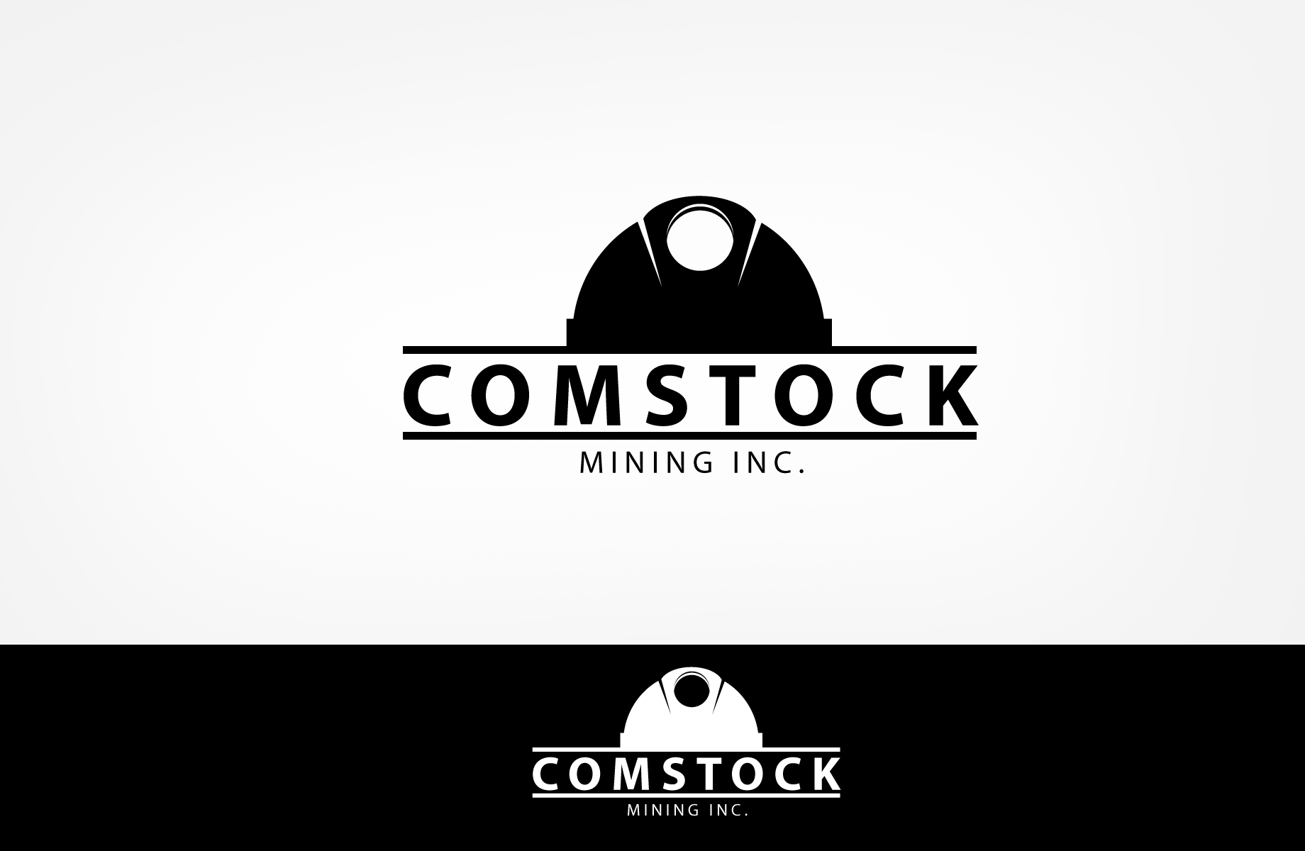 Logo Design by Jan Chua - Entry No. 95 in the Logo Design Contest Captivating Logo Design for Comstock Mining, Inc..