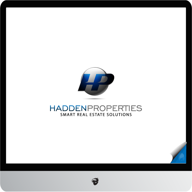 Logo Design by zesthar - Entry No. 145 in the Logo Design Contest Artistic Logo Design for Hadden Properties.