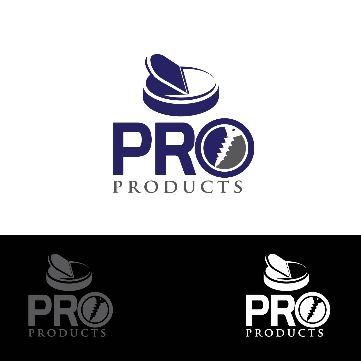 Logo Design by lagalag - Entry No. 19 in the Logo Design Contest Fun yet Professional Logo Design for ProProducts.