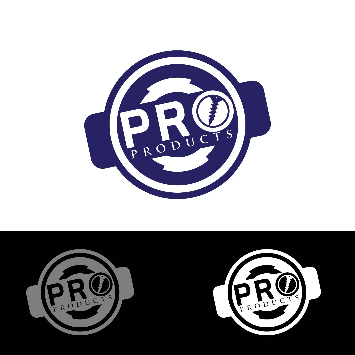 Logo Design by lagalag - Entry No. 20 in the Logo Design Contest Fun yet Professional Logo Design for ProProducts.