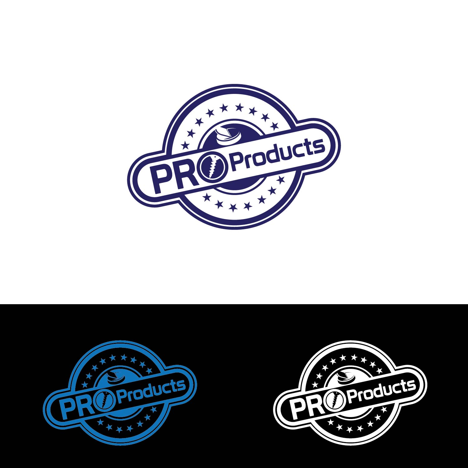 Logo Design by lagalag - Entry No. 21 in the Logo Design Contest Fun yet Professional Logo Design for ProProducts.