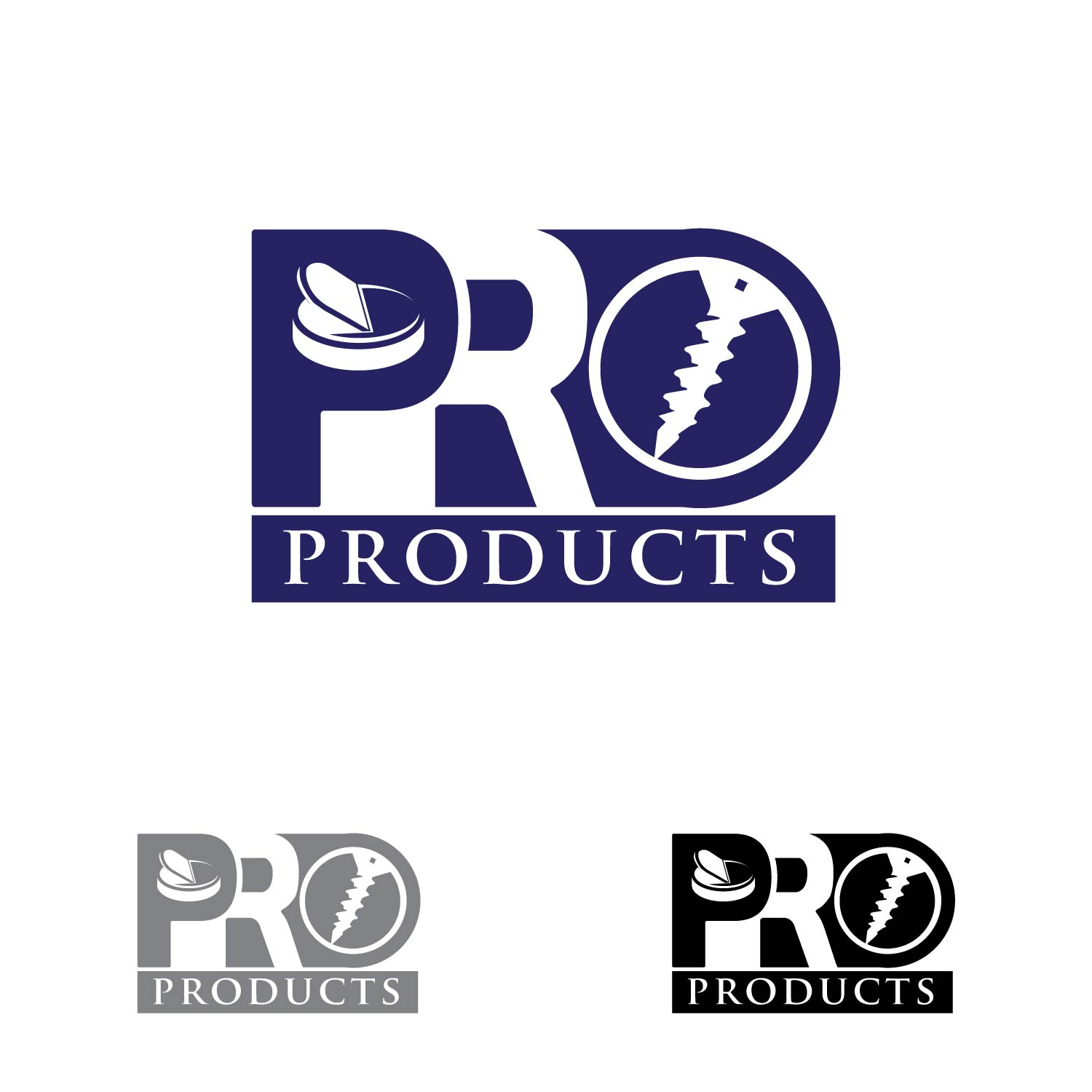 Logo Design by lagalag - Entry No. 22 in the Logo Design Contest Fun yet Professional Logo Design for ProProducts.