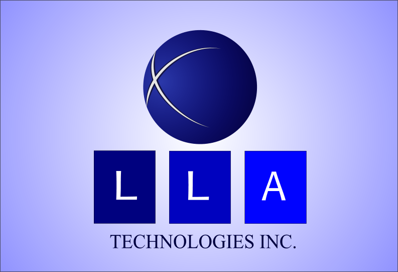 Logo Design by Nimrod Kabiru - Entry No. 135 in the Logo Design Contest Inspiring Logo Design for LLA Technologies Inc..