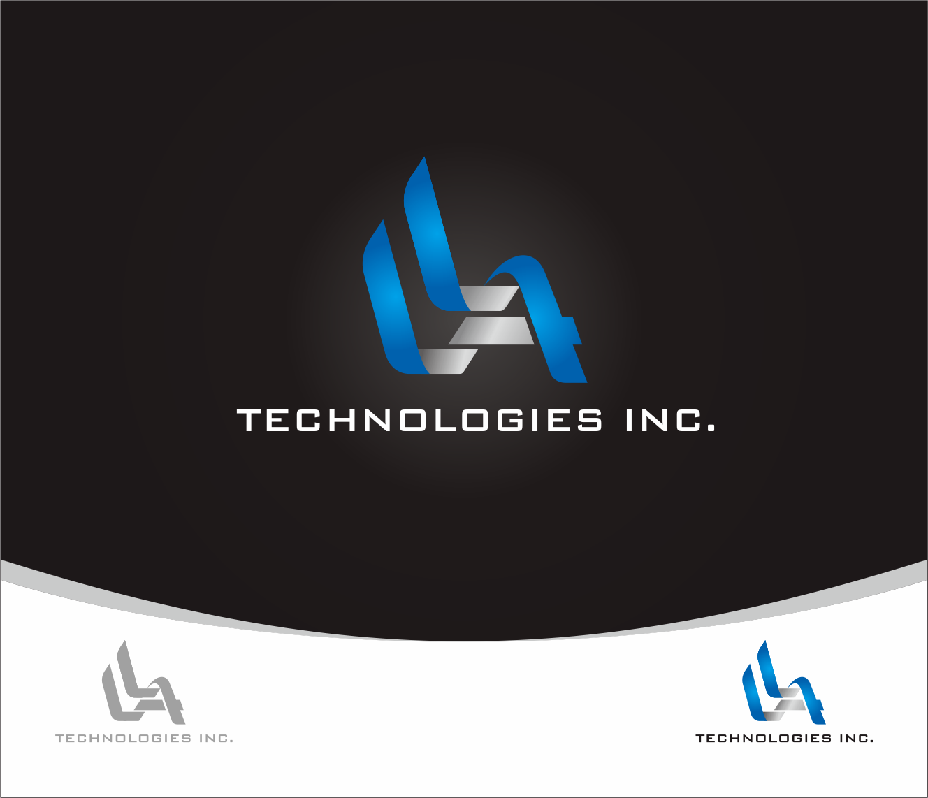 Logo Design by Armada Jamaluddin - Entry No. 138 in the Logo Design Contest Inspiring Logo Design for LLA Technologies Inc..