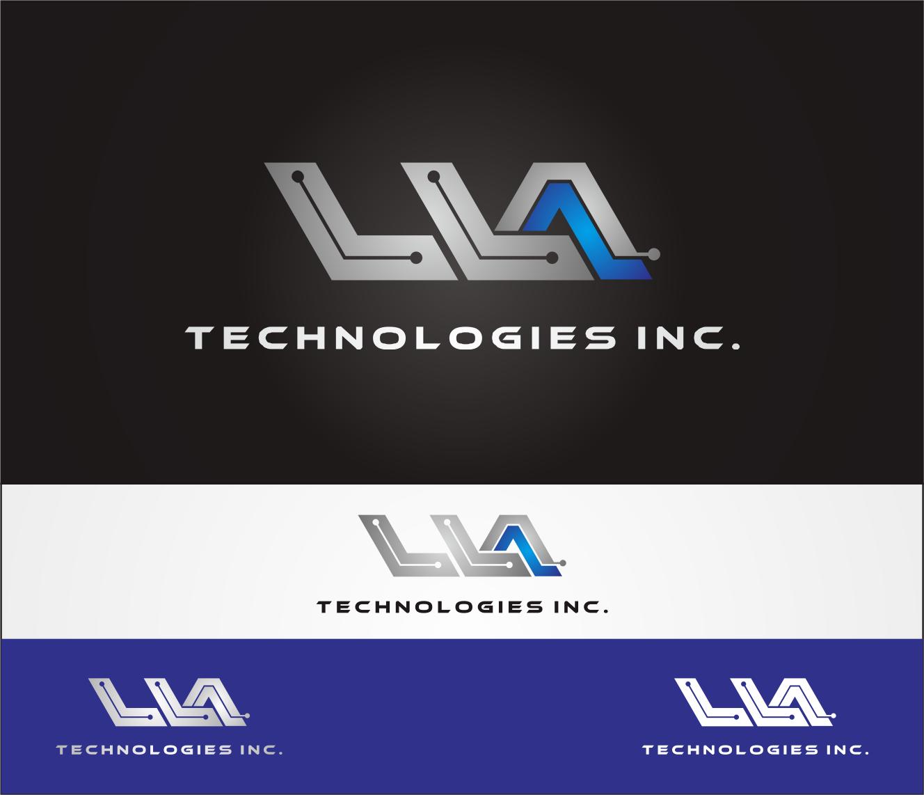 Logo Design by Armada Jamaluddin - Entry No. 139 in the Logo Design Contest Inspiring Logo Design for LLA Technologies Inc..
