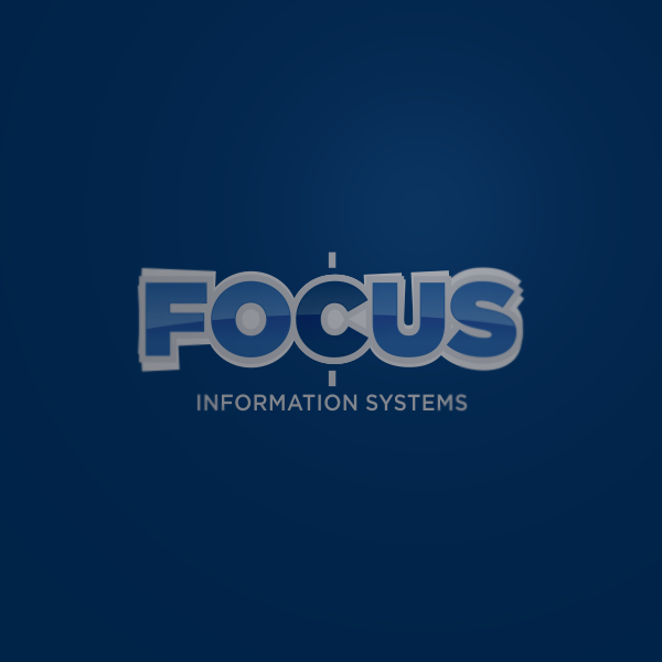 Logo Design by Private User - Entry No. 11 in the Logo Design Contest Artistic Logo Design for Focus Information Systems, Inc..