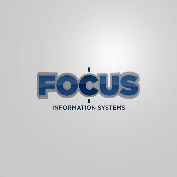 Logo Design by Private User - Entry No. 12 in the Logo Design Contest Artistic Logo Design for Focus Information Systems, Inc..