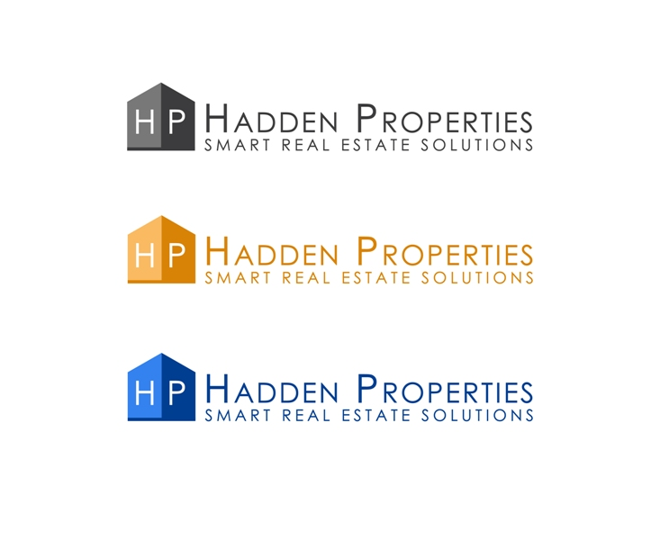 Logo Design by Juan_Kata - Entry No. 153 in the Logo Design Contest Artistic Logo Design for Hadden Properties.