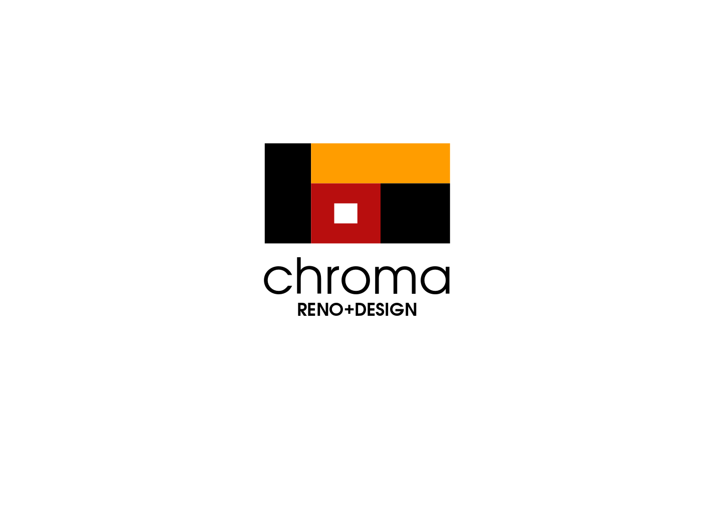 Logo Design by JaroslavProcka - Entry No. 213 in the Logo Design Contest Inspiring Logo Design for Chroma Reno+Design.
