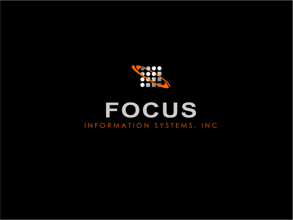 Logo Design by Q_Division_Designs - Entry No. 16 in the Logo Design Contest Artistic Logo Design for Focus Information Systems, Inc..