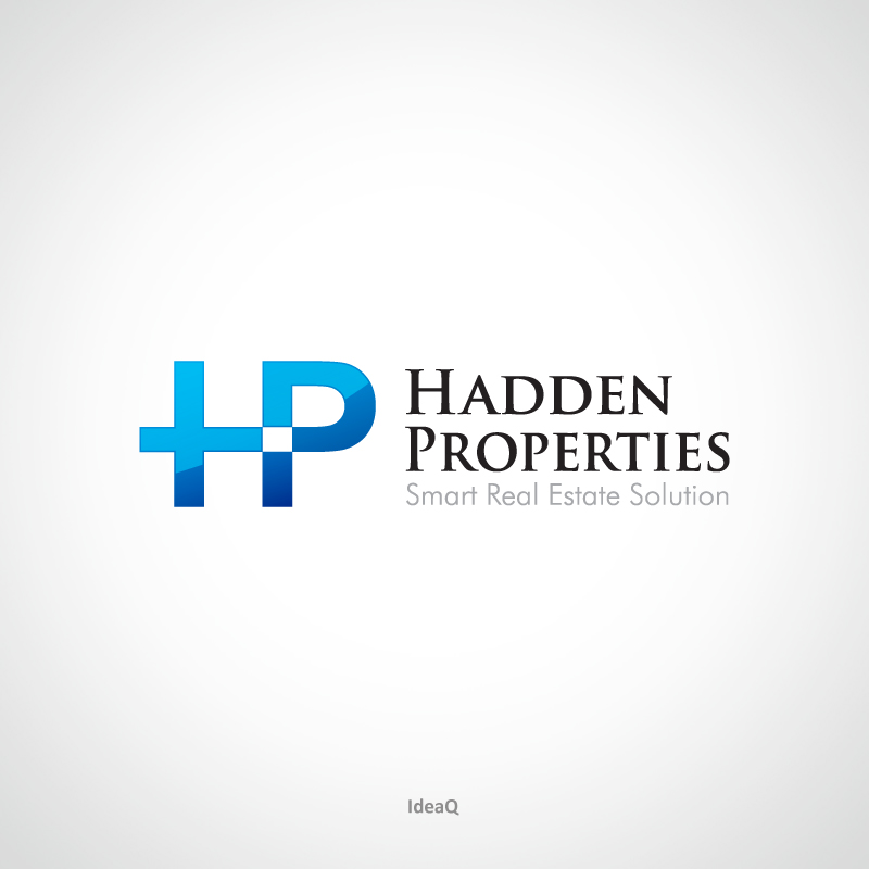 Logo Design by Private User - Entry No. 154 in the Logo Design Contest Artistic Logo Design for Hadden Properties.