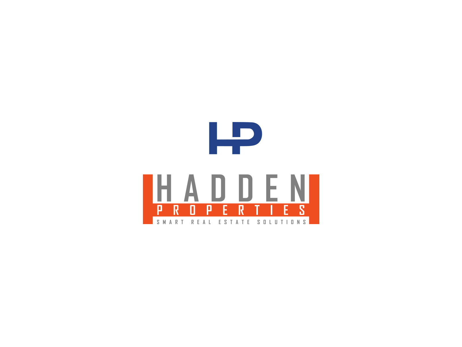 Logo Design by olii - Entry No. 158 in the Logo Design Contest Artistic Logo Design for Hadden Properties.