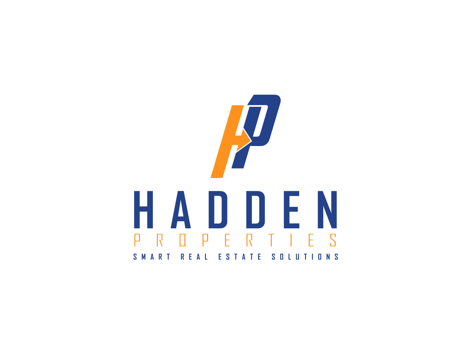 Logo Design by olii - Entry No. 159 in the Logo Design Contest Artistic Logo Design for Hadden Properties.