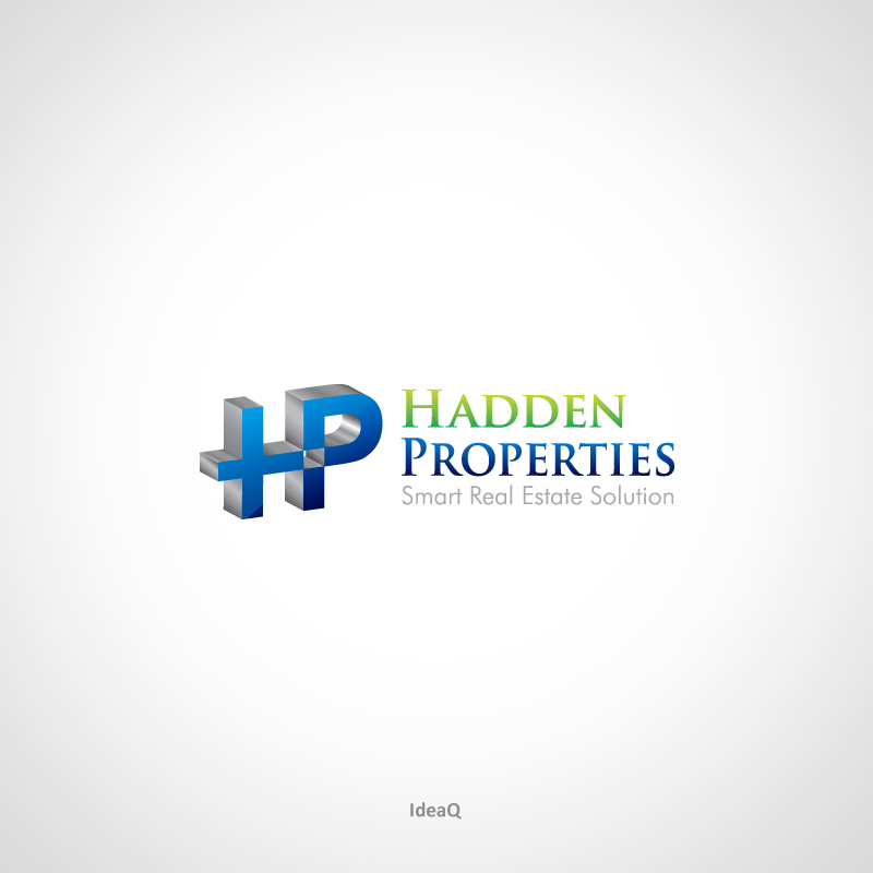 Logo Design by Private User - Entry No. 160 in the Logo Design Contest Artistic Logo Design for Hadden Properties.