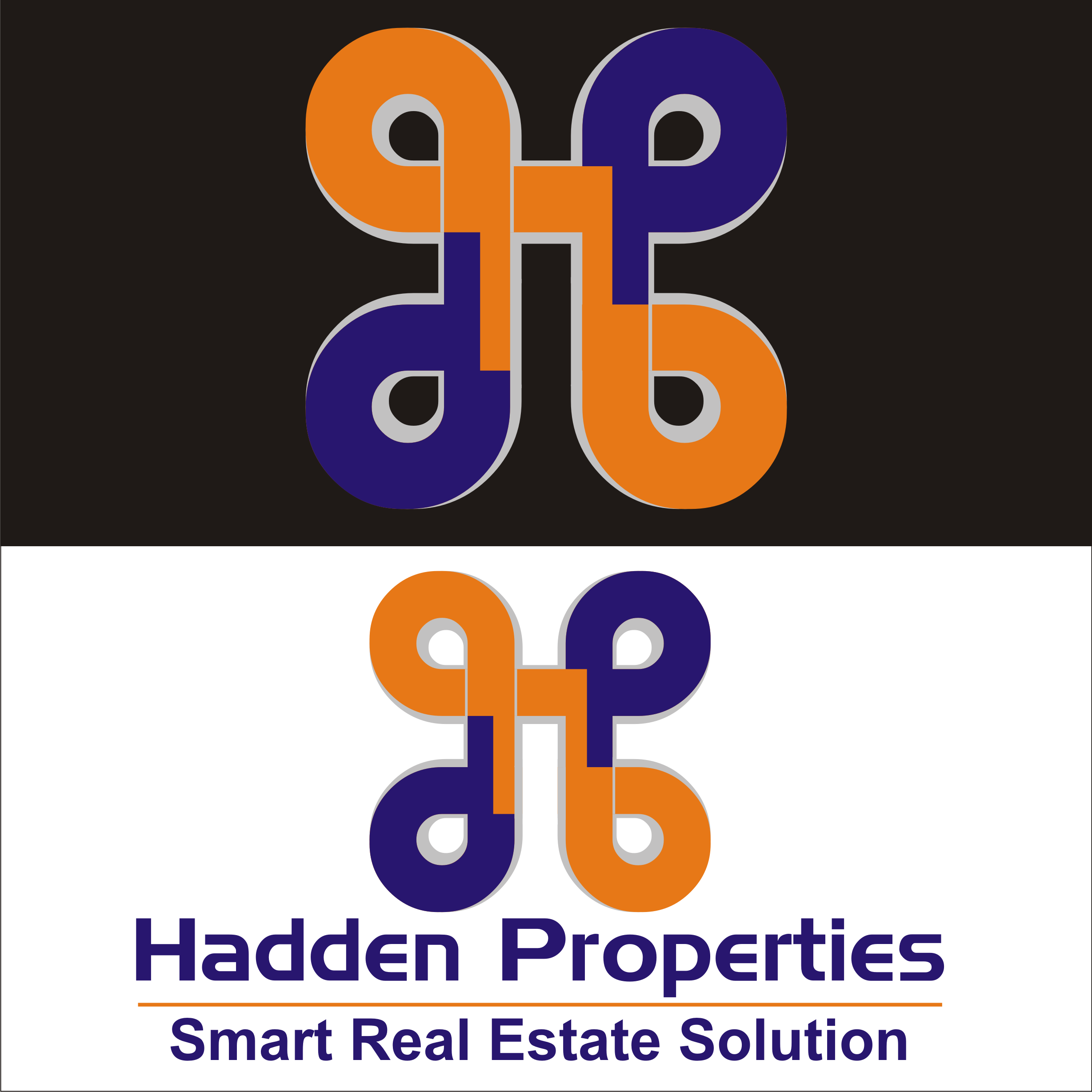 Logo Design by Private User - Entry No. 162 in the Logo Design Contest Artistic Logo Design for Hadden Properties.