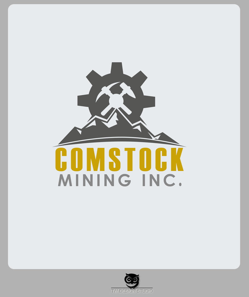 Logo Design by Private User - Entry No. 105 in the Logo Design Contest Captivating Logo Design for Comstock Mining, Inc..