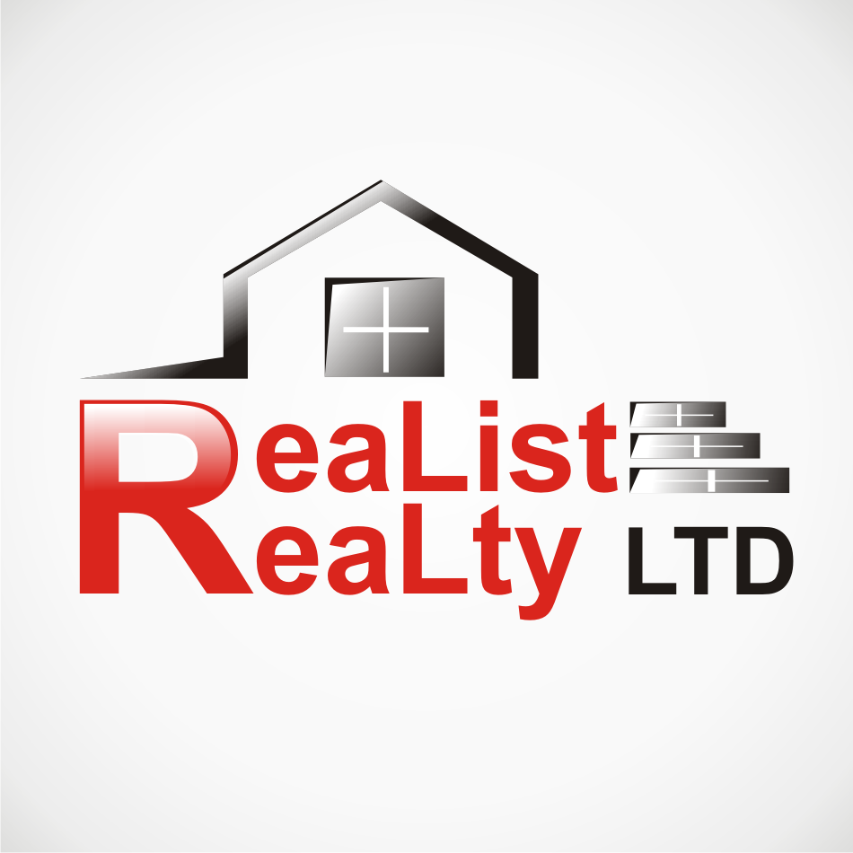 Logo Design by Chandan Chaurasia - Entry No. 79 in the Logo Design Contest ReaList Realty International Ltd..