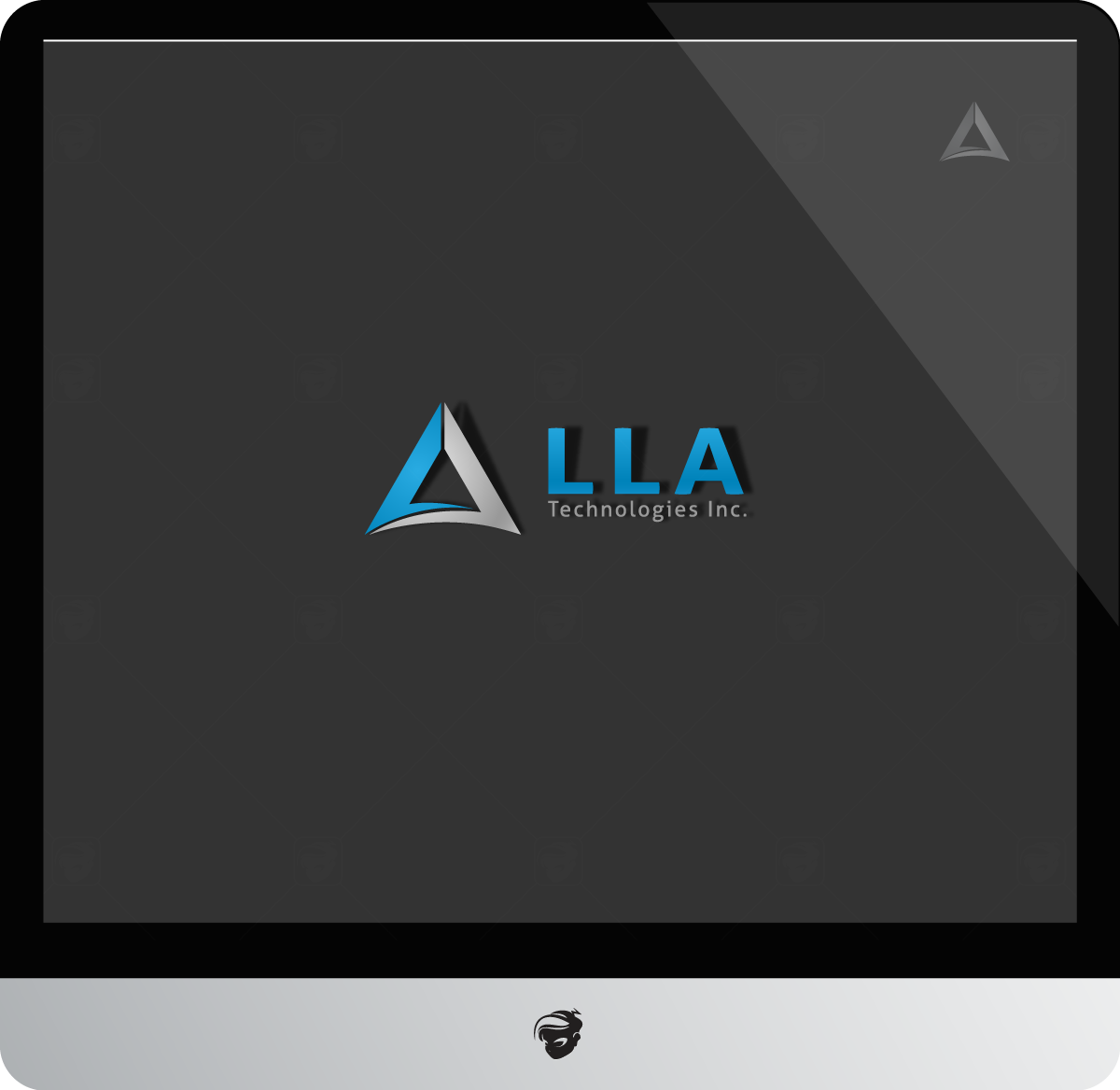 Logo Design by zesthar - Entry No. 147 in the Logo Design Contest Inspiring Logo Design for LLA Technologies Inc..