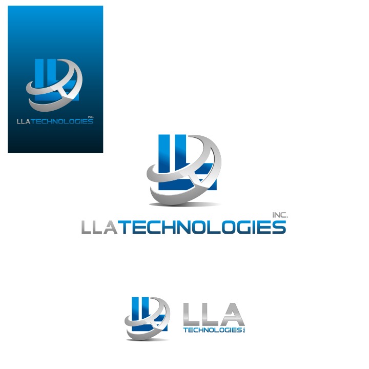 Logo Design by graphicleaf - Entry No. 148 in the Logo Design Contest Inspiring Logo Design for LLA Technologies Inc..