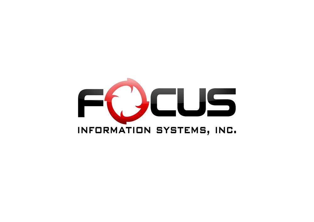 Logo Design by Respati Himawan - Entry No. 18 in the Logo Design Contest Artistic Logo Design for Focus Information Systems, Inc..