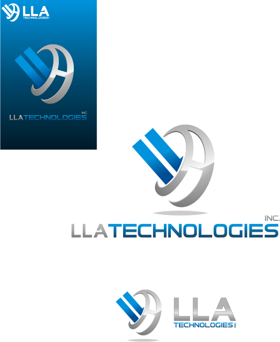 Logo Design by graphicleaf - Entry No. 150 in the Logo Design Contest Inspiring Logo Design for LLA Technologies Inc..