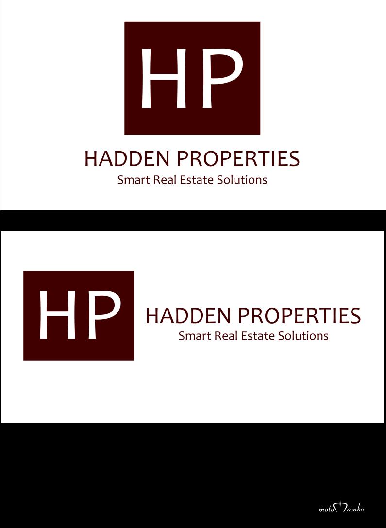 Logo Design by Nimrod Kabiru - Entry No. 174 in the Logo Design Contest Artistic Logo Design for Hadden Properties.