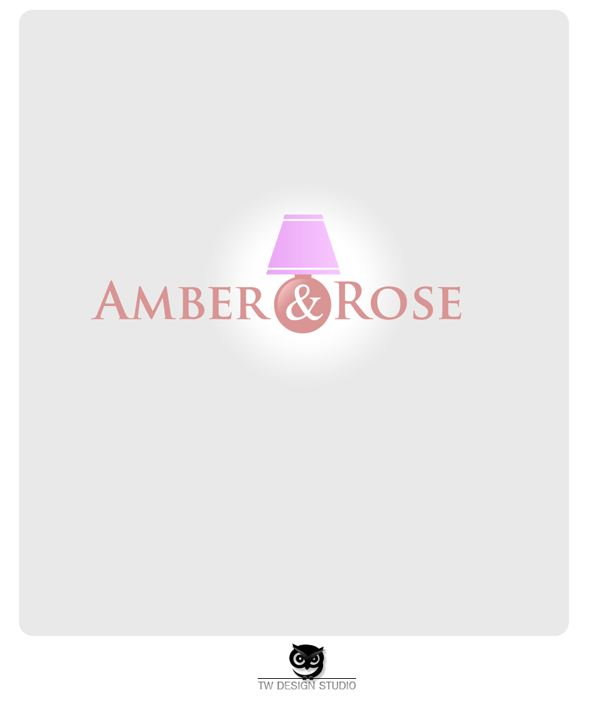 Logo Design by Private User - Entry No. 38 in the Logo Design Contest Creative Logo Design for Amber & Rose.