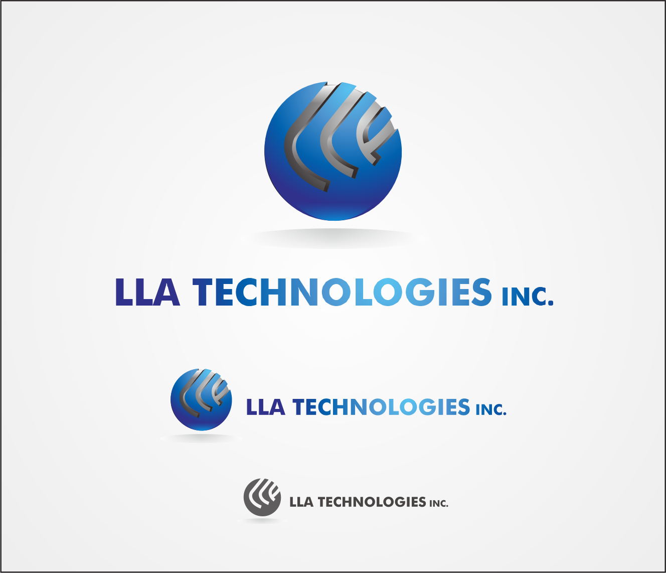 Logo Design by Armada Jamaluddin - Entry No. 152 in the Logo Design Contest Inspiring Logo Design for LLA Technologies Inc..
