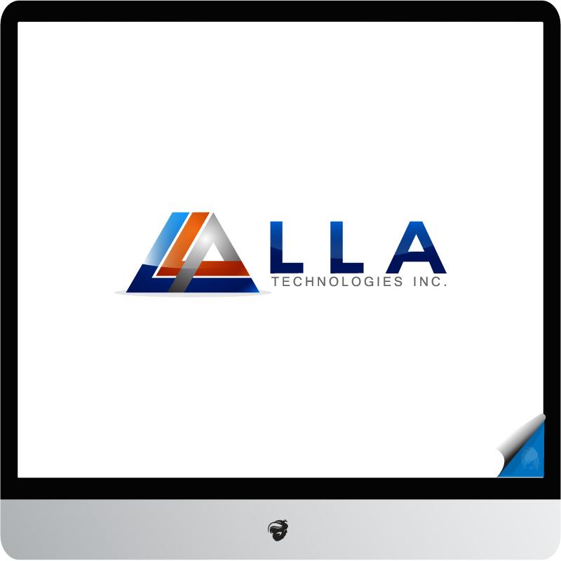 Logo Design by zesthar - Entry No. 153 in the Logo Design Contest Inspiring Logo Design for LLA Technologies Inc..
