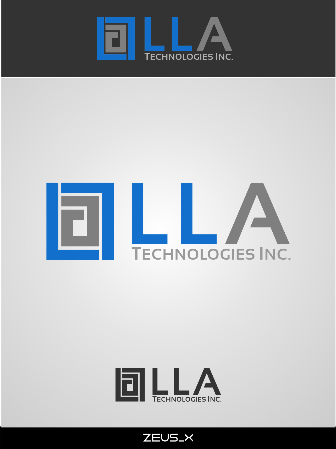 Logo Design by RasYa Muhammad Athaya - Entry No. 154 in the Logo Design Contest Inspiring Logo Design for LLA Technologies Inc..