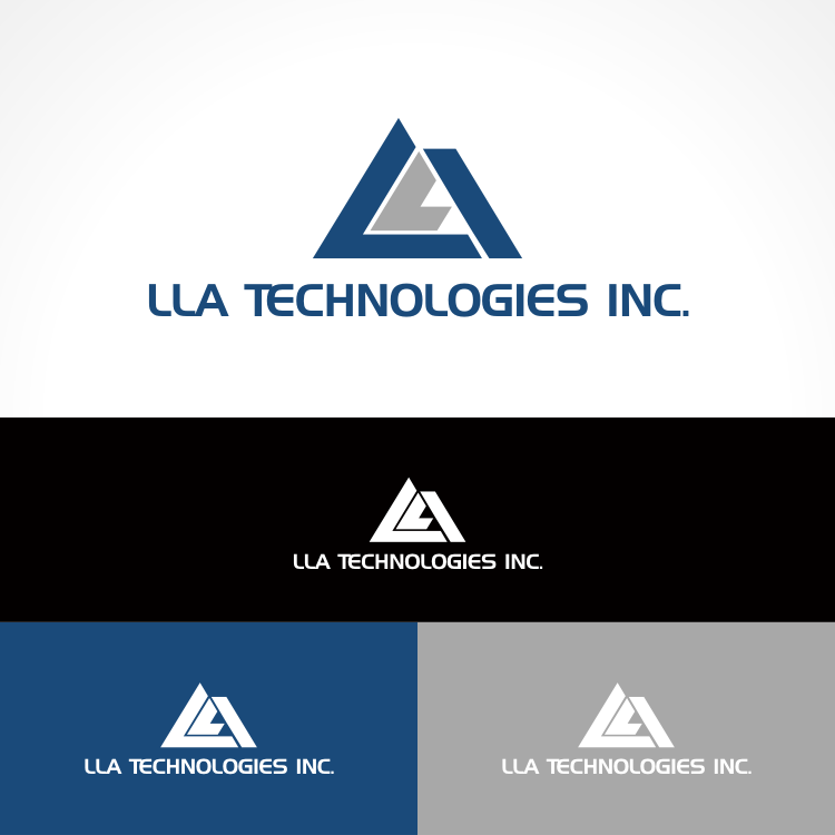 Logo Design by Private User - Entry No. 155 in the Logo Design Contest Inspiring Logo Design for LLA Technologies Inc..