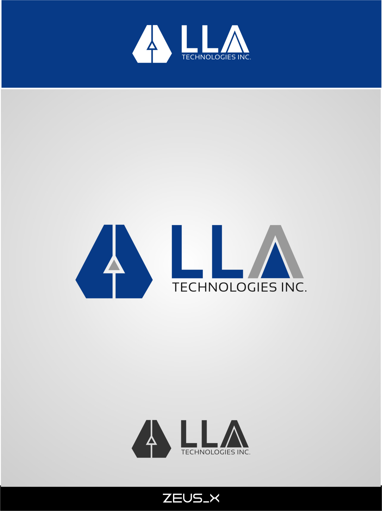 Logo Design by RasYa Muhammad Athaya - Entry No. 157 in the Logo Design Contest Inspiring Logo Design for LLA Technologies Inc..