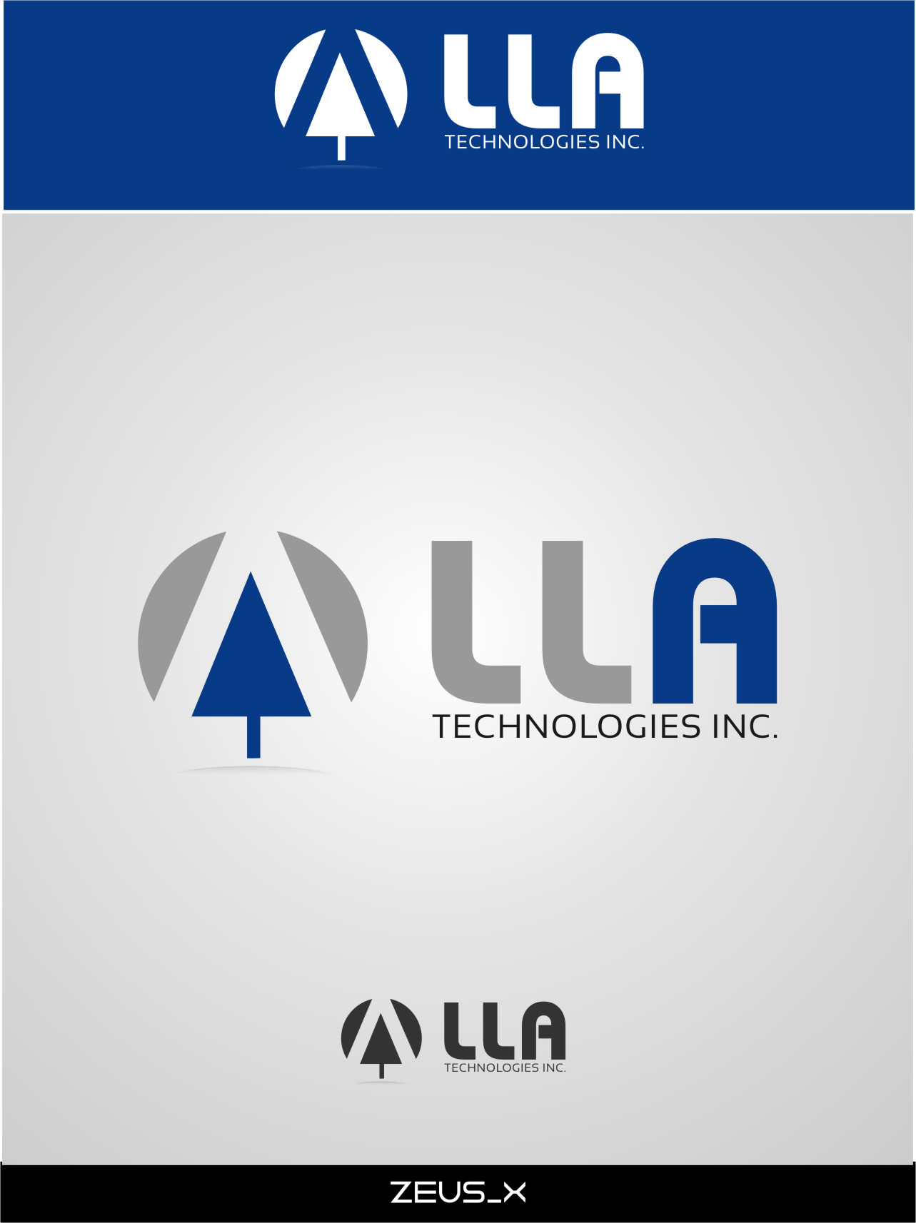Logo Design by Ngepet_art - Entry No. 158 in the Logo Design Contest Inspiring Logo Design for LLA Technologies Inc..
