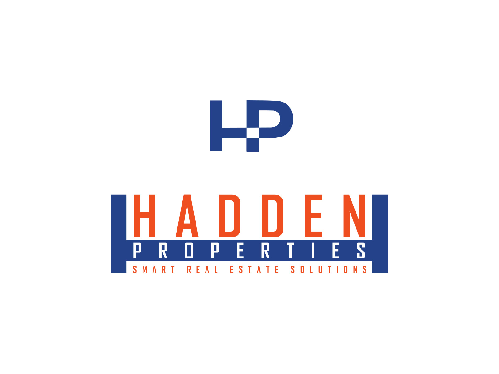 Logo Design by olii - Entry No. 178 in the Logo Design Contest Artistic Logo Design for Hadden Properties.