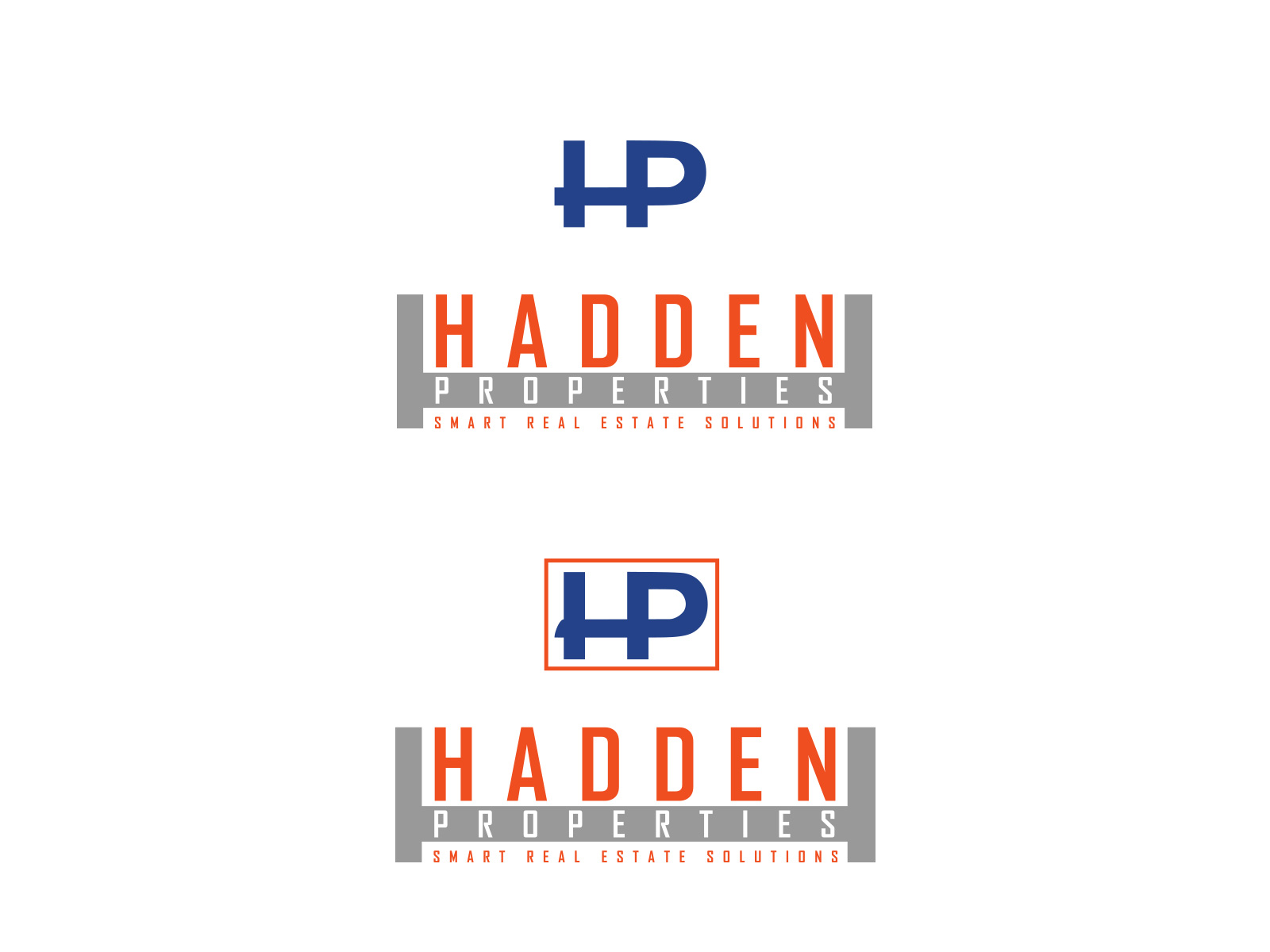 Logo Design by olii - Entry No. 180 in the Logo Design Contest Artistic Logo Design for Hadden Properties.