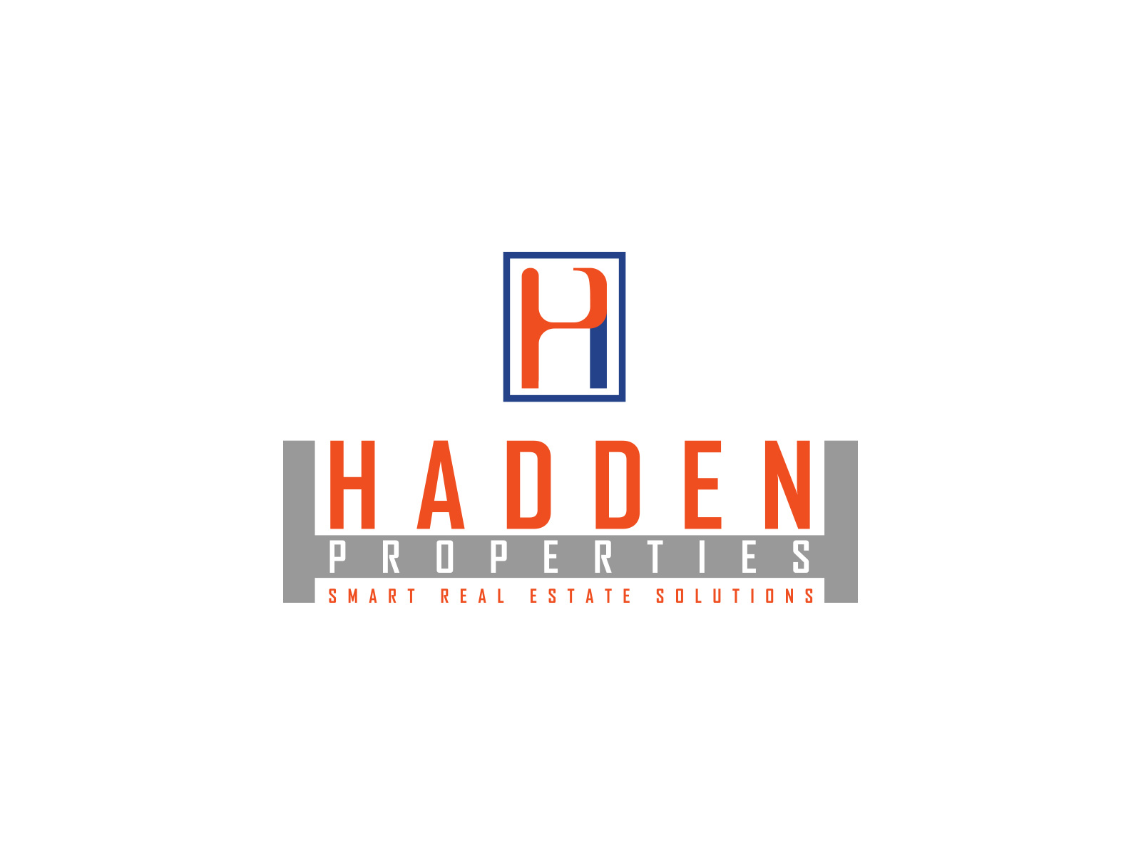 Logo Design by olii - Entry No. 181 in the Logo Design Contest Artistic Logo Design for Hadden Properties.